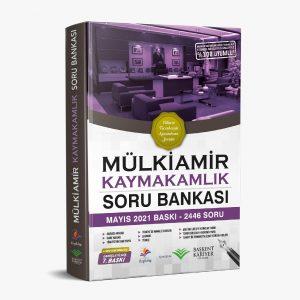 Mülkiamir Kaymakamlık Soru Bankası 2021