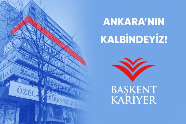 Ankara 'daki kursumuzun konumu