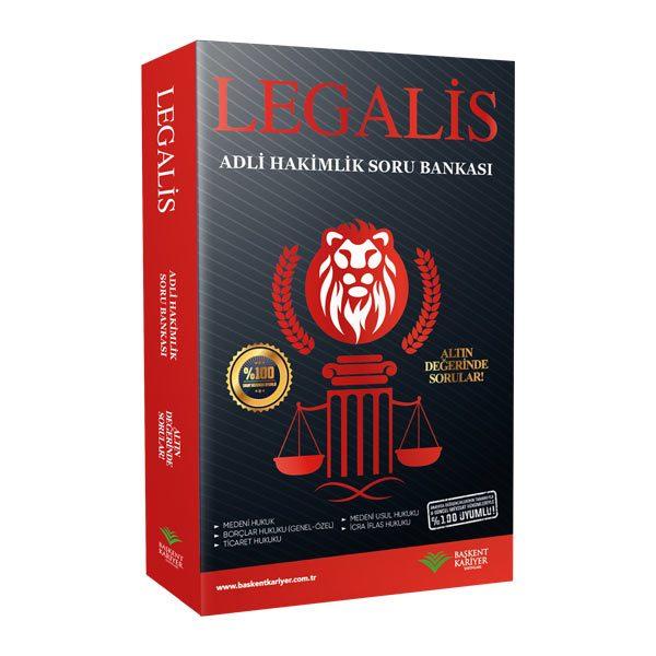 legalis adli hakimlik soru bankası