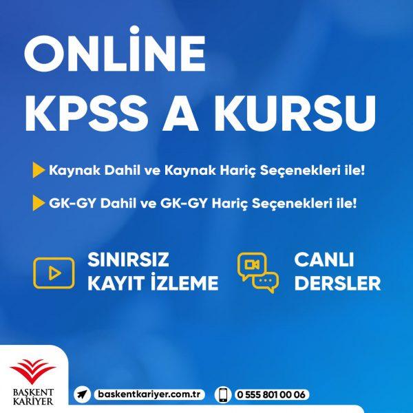 online kpss a kursu ürün resmi