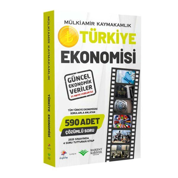 türkiye ekonomisi kitap 2021 güncel